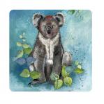 Podložka Koala Kylie, 10*10 cm