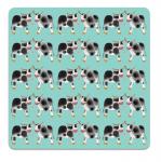 Podložka Dairy cows 10*10 cm