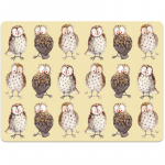 Prostírání korkové Owls, 29*21,5 cm