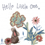 Přání k narození dítěte - Welcome to the world