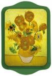 Tác Van Gogh - Slunečnice 14*21 cm - SLEVA