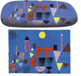 Pouzdro s utěrkou Paul Klee - Červený most