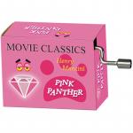 Hrací strojek Pink Panther