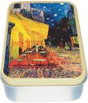 Dóza malá - van Gogh - Kavárna, 9,5*6*2,7 cm