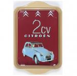 Tác Citroën 2 CV, 14*21 cm