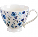 Flowers blue hrnek; 0,5 l