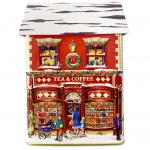 Domek zimní Tea & coffee - dóza