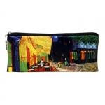 Pouzdro textil - Van Gogh - Kavárna