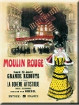 Magnetka Moulin Rouge grande redoute