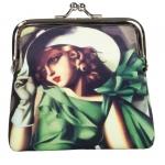 Peněženka Lempicka - Dáma s rukavicemi