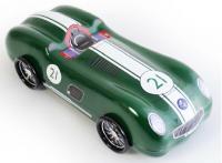 Zelený závodník - dóza