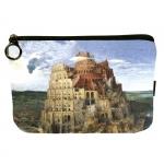 Kosmetická taštička Brueghel - Babylonská věž