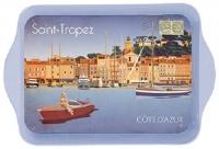 Tác Saint-Tropez 14*21 cm