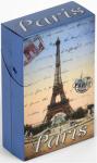 Krabička na cigarety Paris pohlednice