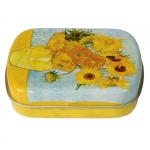 Dóza mini Van Gogh - Slunečnice