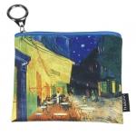 Peněženka mini - Van Gogh - Kavárna