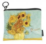 Peněženka mini - Van Gogh - Slunečnice