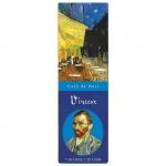 Záložka papírová Van Gogh - Kavárna