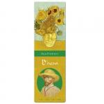 Záložka papírová Van Gogh - Slunečnice