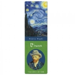 Záložka papírová Van Gogh - Hvězdná noc