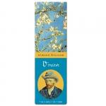 Záložka papírová Van Gogh - Mandloňové květy