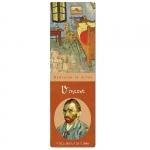 Záložka papírová Van Gogh - Ložnice v Arles